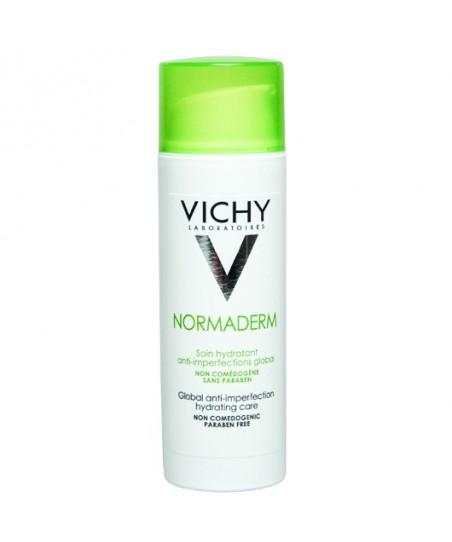 Vichy Normaderm Tri Activ Yağlı Ciltler İçin Nemlendirici 50ml