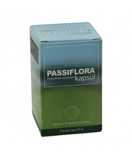 Passiflora 26 Kapsül