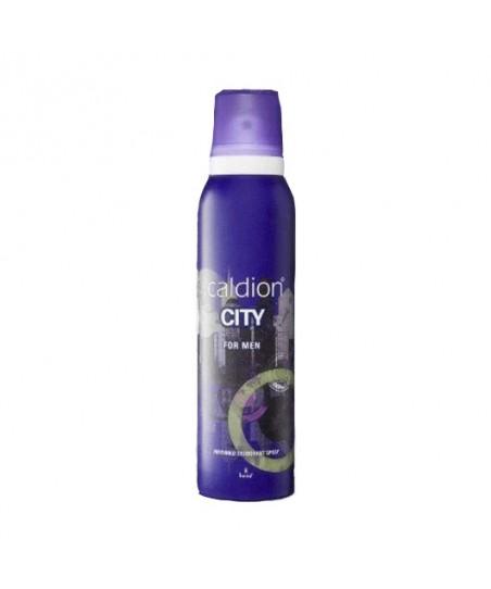 Caldion City Men Deo Spray 150ml Erkek Deodorant
