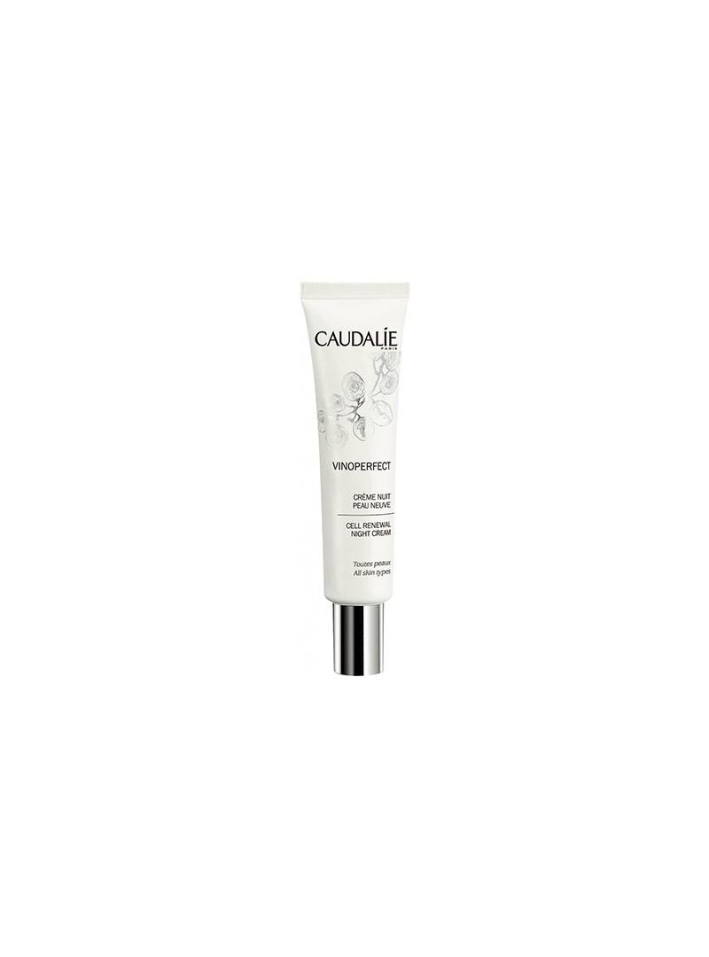 Caudalie Vinoperfect Cell Renewal Night Cream 30 ml Leke Karşıtı Gece Kremi