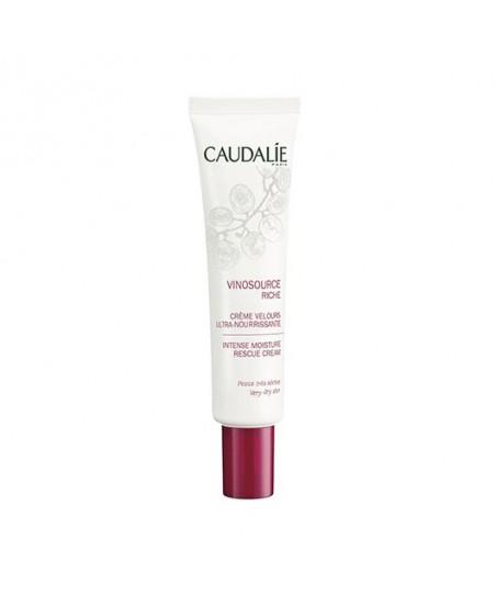 Caudalie Vinosource Riche İntense Moisture Rescue Cream 40 ml