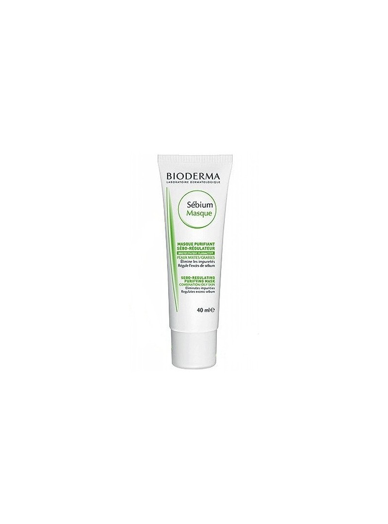 Bioderma Sebium Mask 40 ml