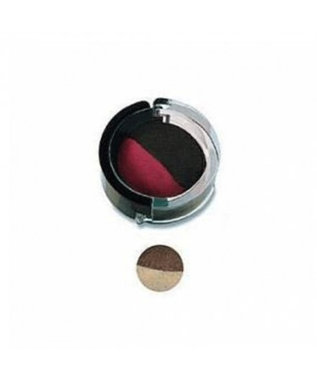Cecile Duo Terracotta Eyeshadow 01