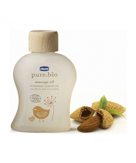 Chicco Pure Bio Masaj Yağı 100ml