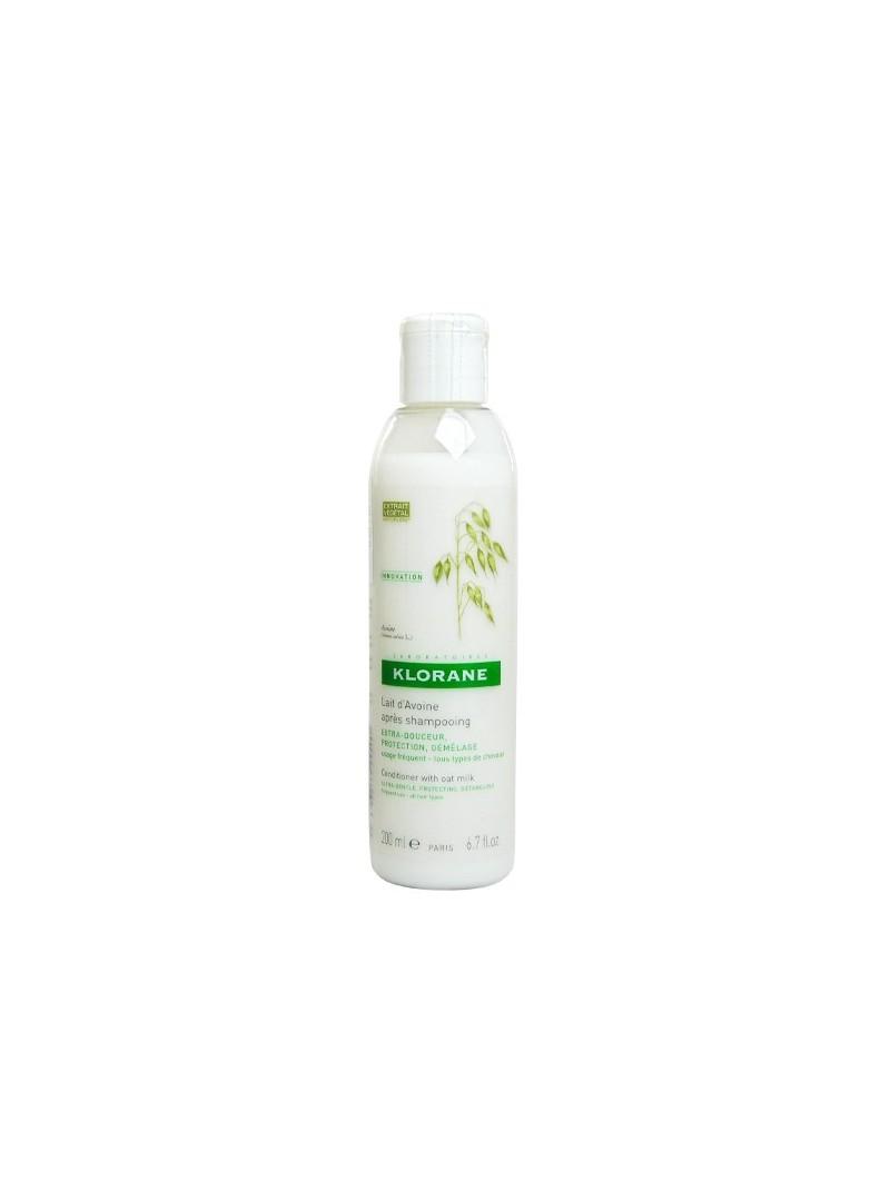 Klorane Avoine Conditioner 200 ml Yulaf Sütü İçeren Sık Kullanım Bakım Kremi