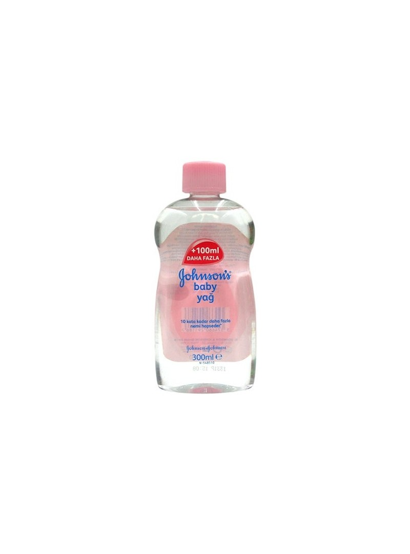 Johnsons Baby Yağ Klasik 300ml