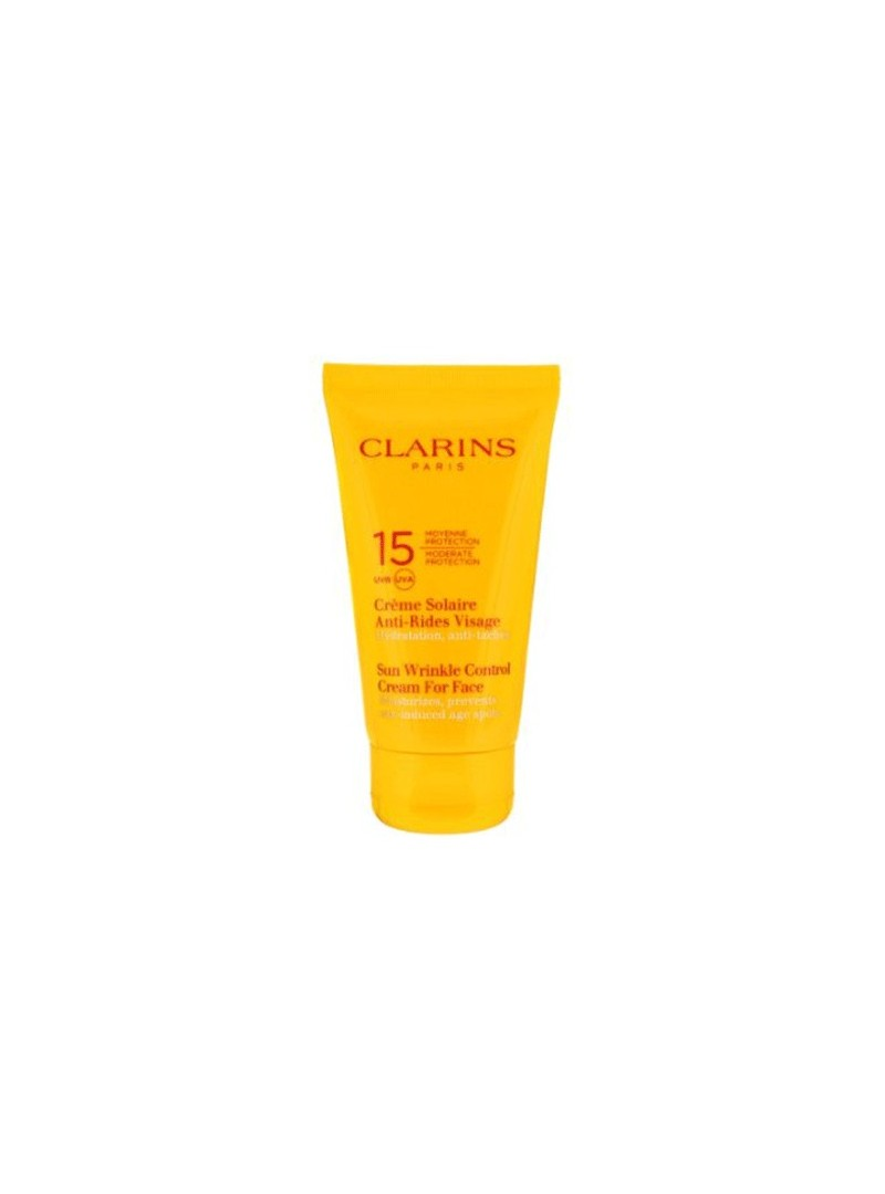 Clarins Creme Solaire Spf 15 75 ml.