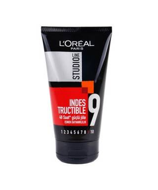 Loreal Paris Studio Line Indestructible Tüp Jöle 150ml