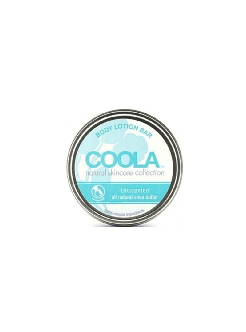 Coola Doğal Vücut Losyonu Bar 90ml Parfümsüz