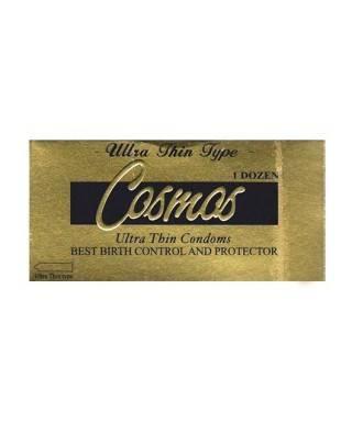 Cosmos Prezervatif 12'li