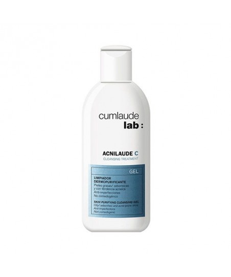 Cumlaude Lab Acnilaude C Skin Purifying Cleansing Gel 200 ml