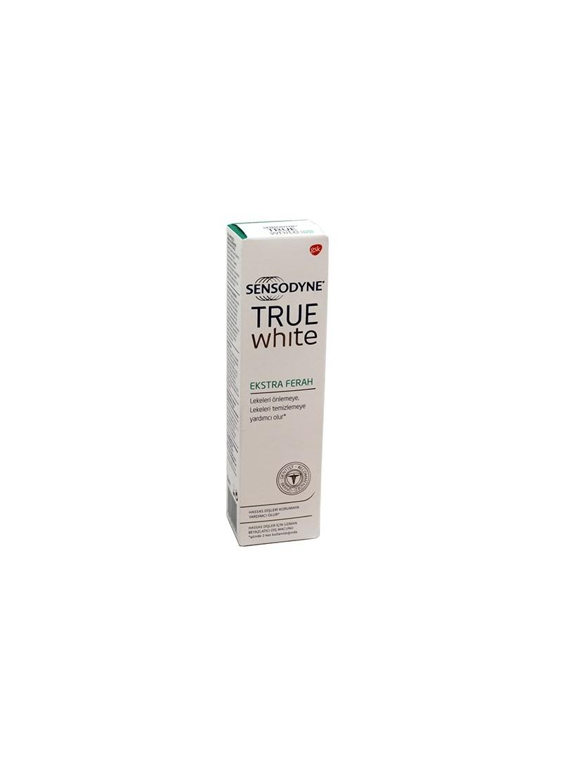 Sensodyne True White Ekstra Ferah Diş Macunu 75 ml