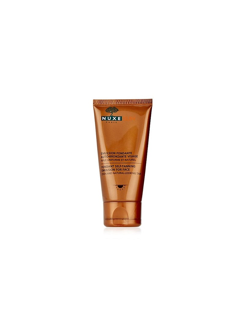 Nuxe Sun Güneş Fondant Self-Tanning Emulsion for Face 50ml