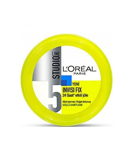 Loreal Paris Studio Line Mineral Fx Güçlü Şekillendirici Krem Jöle 150 ml