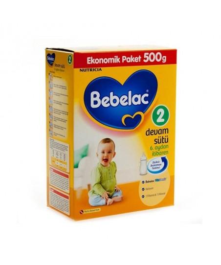 Bebelac 2 Devam Sütü 500 Gr