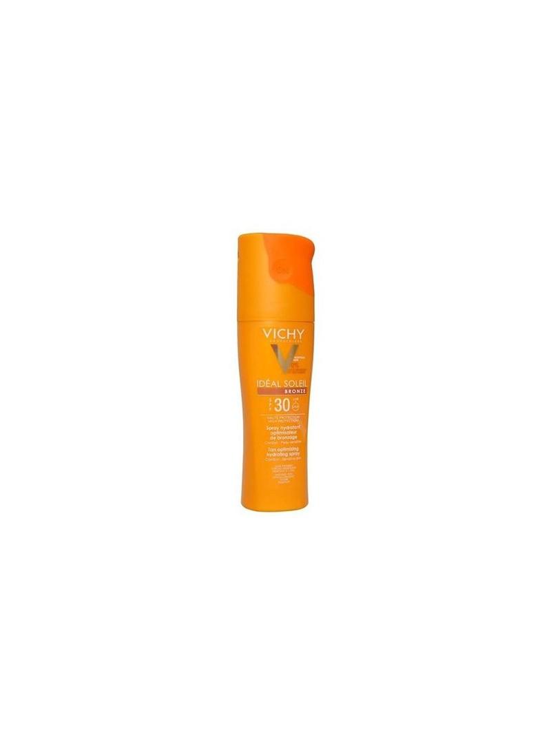 Vichy Ideal Soleil Bronze SPF 30 Body Spray 200 ml - Brozlaştırıcı Güneş Spreyi