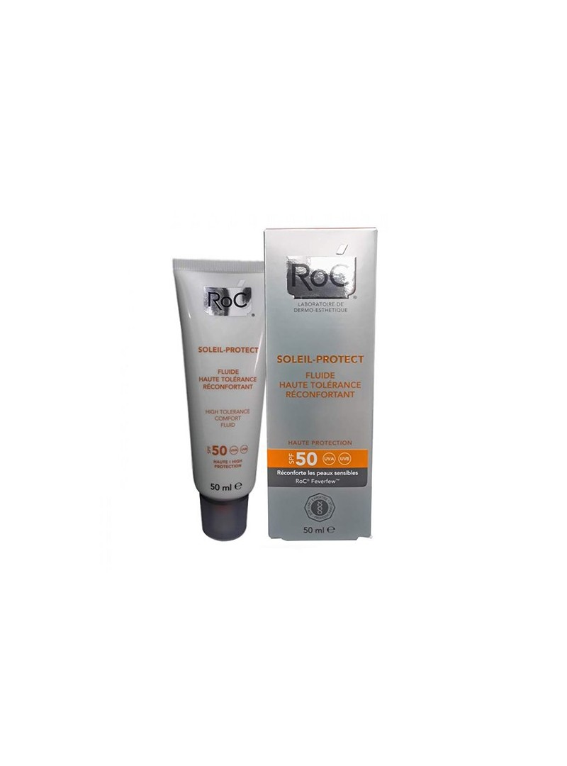 Roc Soleil Protexion SPF 50+ Sensitive Face Cream 50 ml