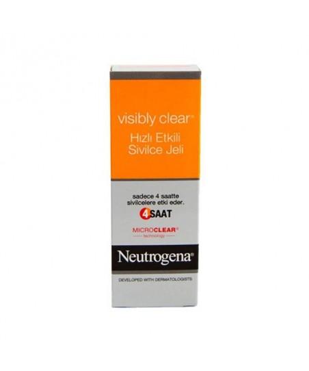 Neutrogena Visibly Clear Hızlı Etkili Sivilce Jeli 15 ml