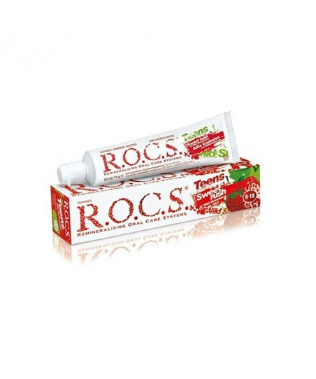 ROCS Teens Yaban Çileği 60ml