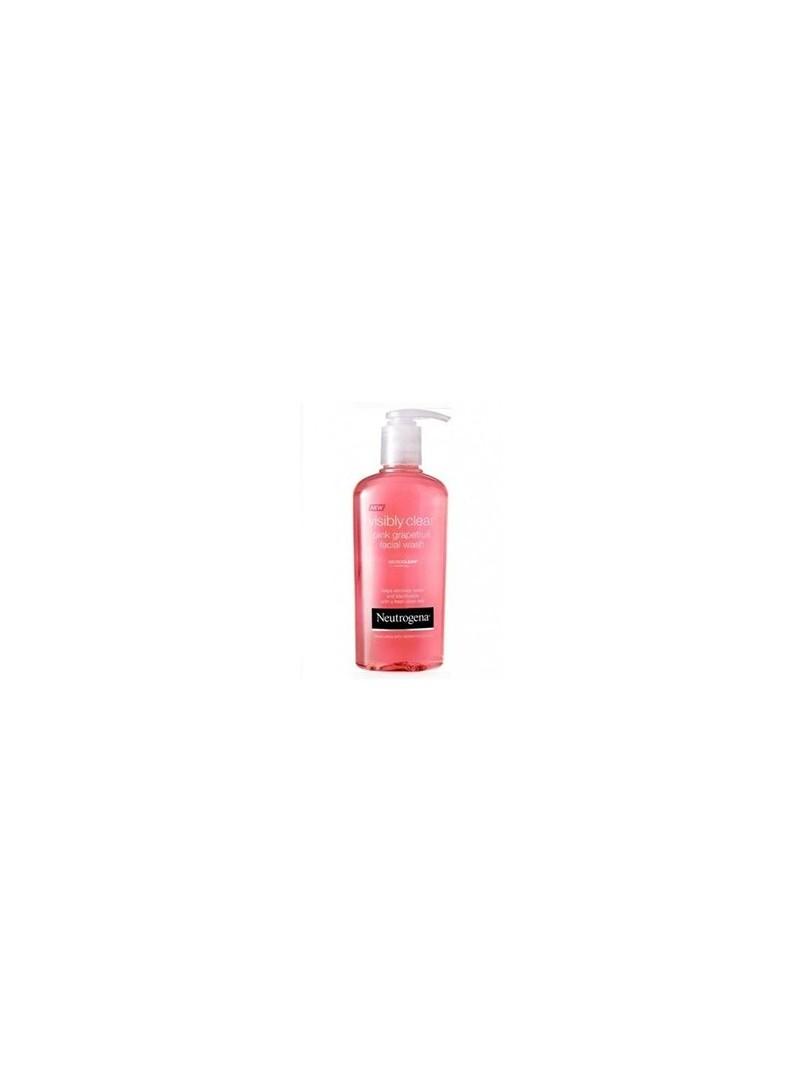 Neutrogena Visibly Clear Pink Grapefruit Facial Wash 200 ml - Pembe Greyfurt Yüz Temizleme Jeli