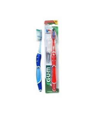 GUM Technique Diş Fırçası 490
