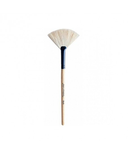 Jane Iredale White Fan Blush Brush Allık Fırçası
