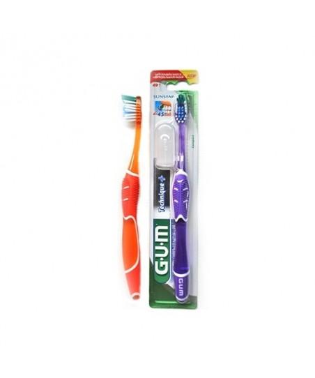 GUM Technique Diş Fırçası 491