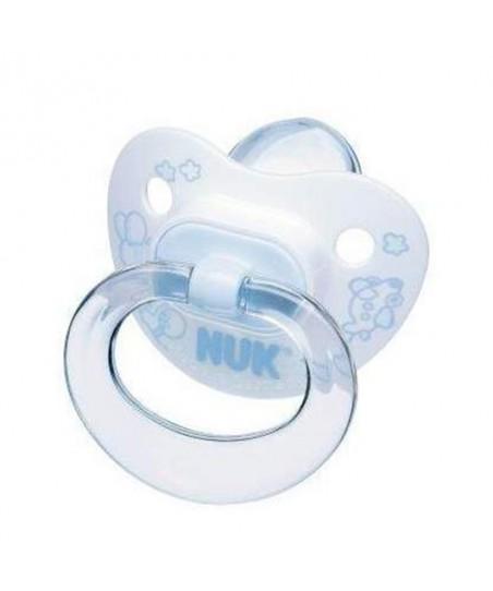 Nuk Baby Rose & Blue Emzik Silikon No:2 Pembe (6/18 Ay)