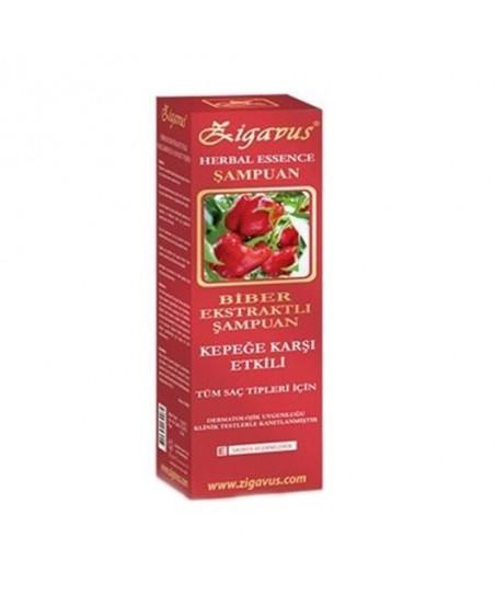 Zigavus Biberli Şampuan 150ml