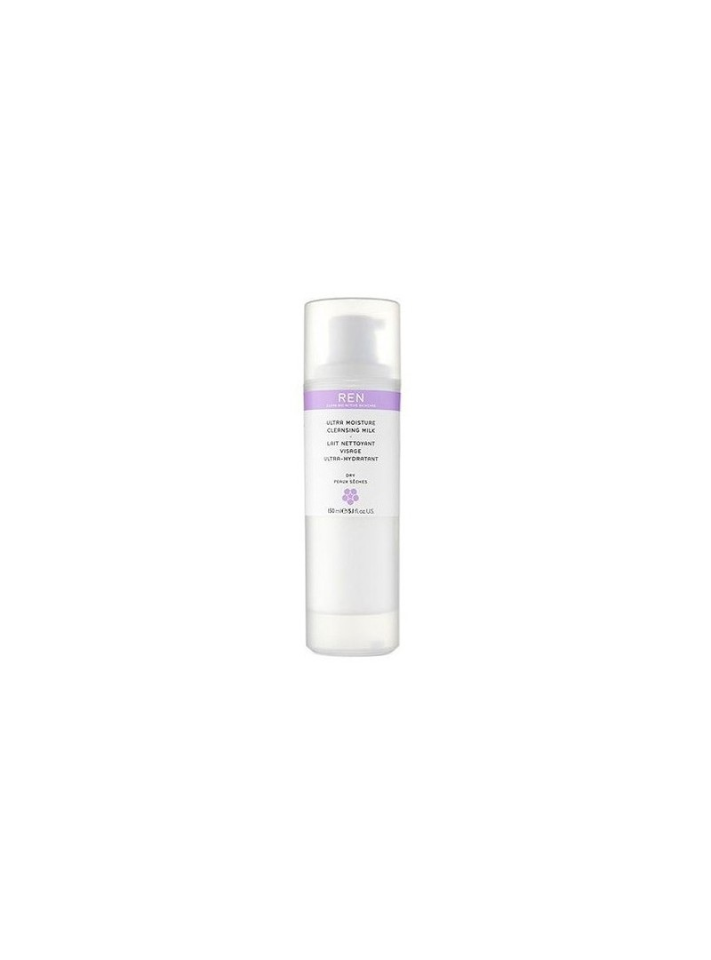 Ren Ultra Moisture Cleansing Milk 150 ml