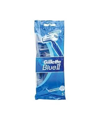 Gillette Blue II Kullan-At Tıraş Bıçağı 5'li