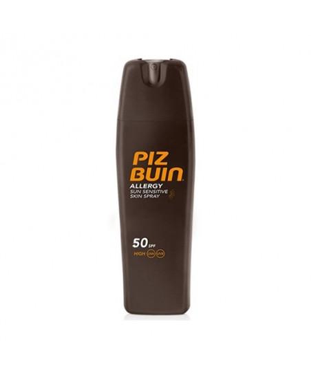 Piz Buin Alerji Hassas Ciltler için Güneş Spreyi SPF 50+ 200 ml