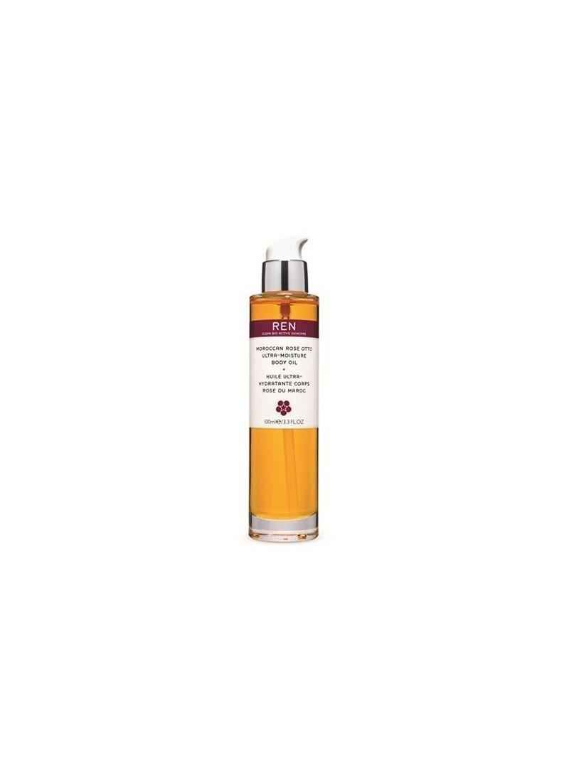 REN Moroccan Rose Otto Ultra-Moisture Oil 100 ml