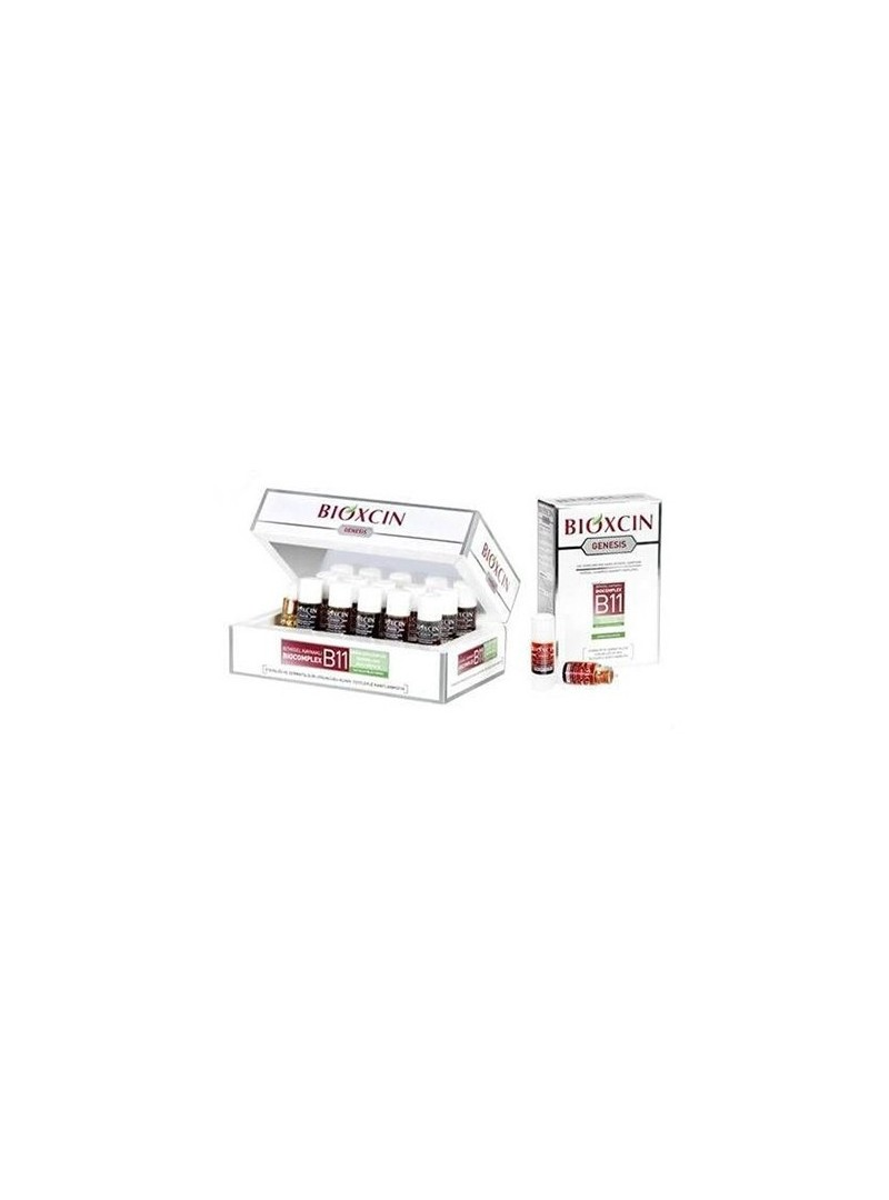 Bioxcin Genesis Serum 15x10 ml Genesis Yağlı Şampuan HEDİYE