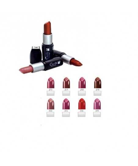 Cecile Classic Rouge
