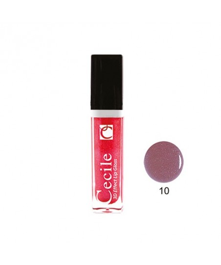 Cecile 3D Effect Lipgloss