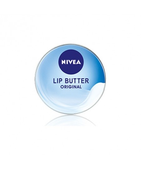 Nivea Lip Butter Dudak Bakım Kremi Original