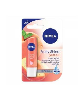 Nivea Fruity Shine Şeftali Lip Stick