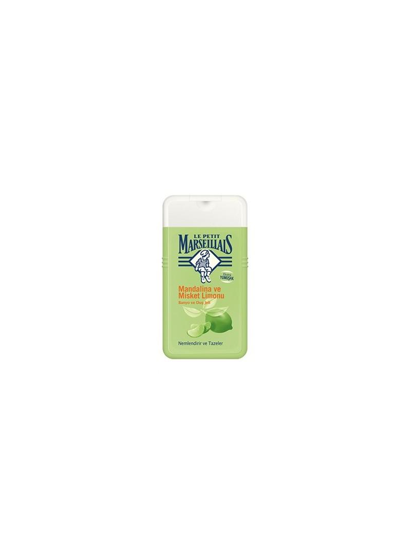 Le Petit Marseillais Duş Jeli Mandalina ve Limon 250 ml