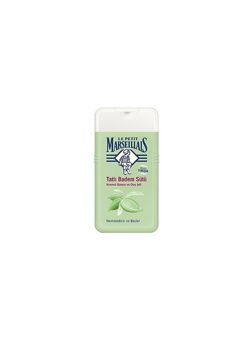 Le Petit Marseillais Duş Jeli Tatlı Badem Sütü 250 ml