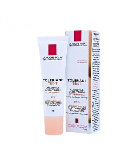 La Roche Posay Toleriane Teint Fluid Corrective Fondöten Dore Golden (15)
