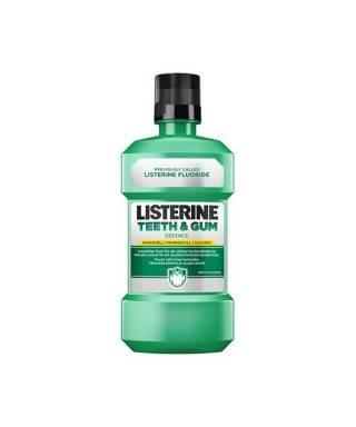 Listerine Teeth&Gum Defence Ağız Gargarası 500 ml - Ferah Nane