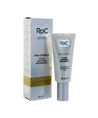 Roc Pro-Correct Anti-Wrinkle Fluid - Kırışık Karşıtı Canlandırıcı Likit Bakım Kremi 40 ml