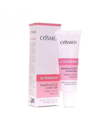 Cosmed Ultrasense Soothing S.O.S Cream Gel 30ml