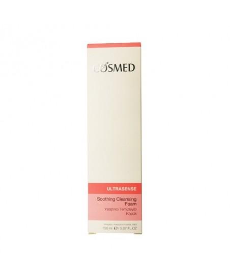 Cosmed Ultrasense Soothing Cleansing Foam - Yatıştırıcı Temizleyici Köpük 150ml