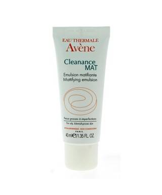 Avene Cleanance Mat Mattifying Emulsion 40 ml