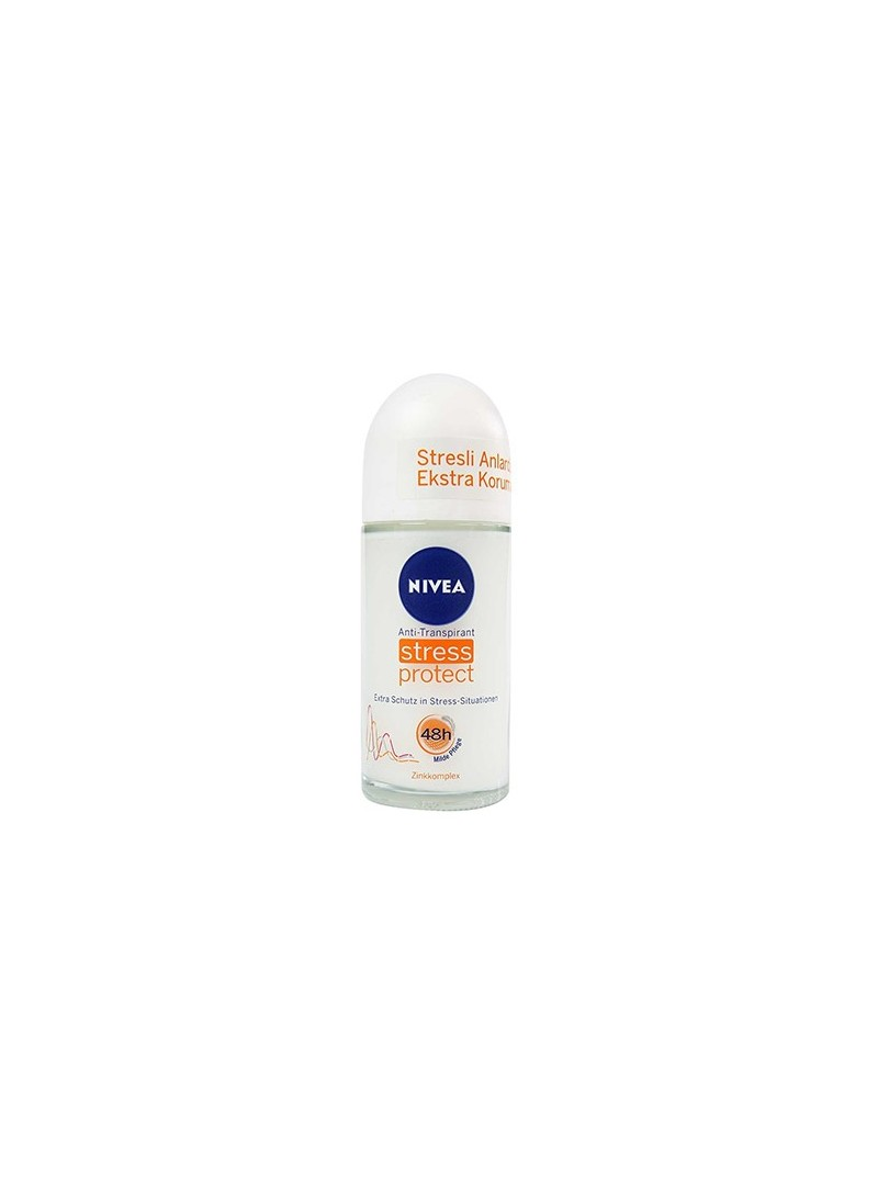 Nivea Stress Protect 48h Deodorant - Roll on 50ml
