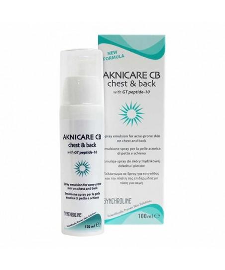 Aknicare CB Chest&Back 100 ml