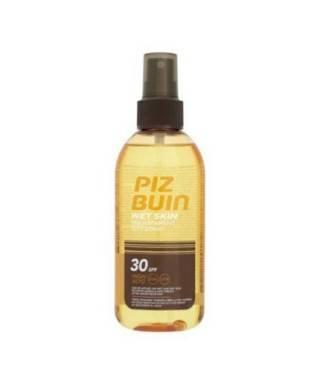 Piz Buin Transparan Islak Cilde Uygulanabilen Güneş Spreyi SPF 30 150 ml
