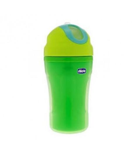 Chicco Insulated Cup Yalıtımlı Yeşil Suluk 18m+